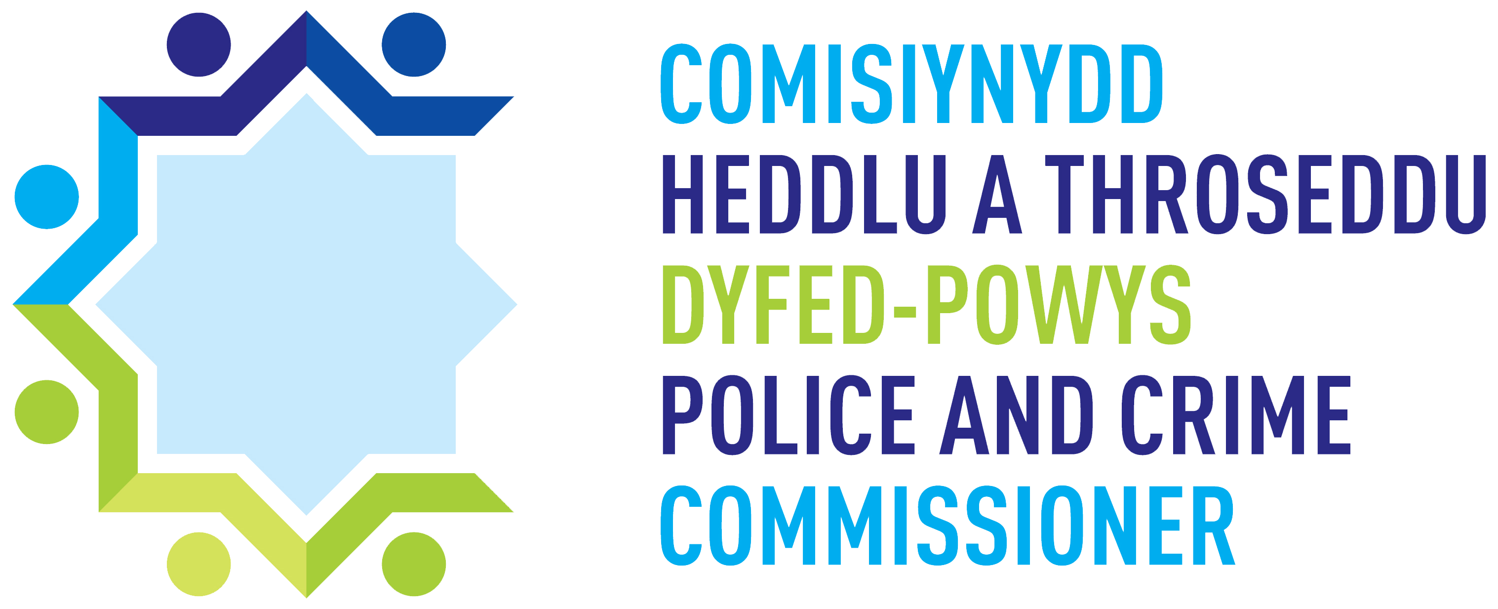 OPCC Master Logo High Res(transparent background)Com Heddlu Dyfed Powys